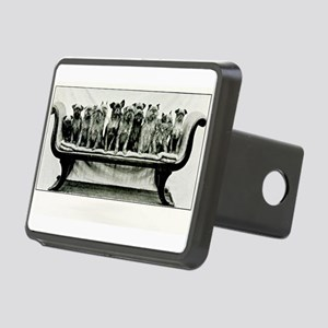 Dogs On A Couch Hitch Cover
