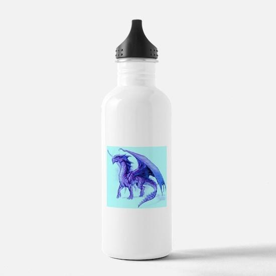 Blue Dragon Water Bottle