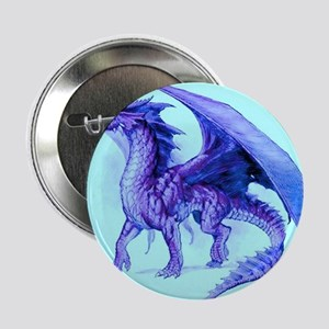 "Blue Dragon 2.25"" Button"