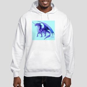 Blue Dragon Hoodie