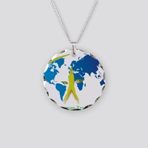 Bait! Stop Human Trafficking Necklace