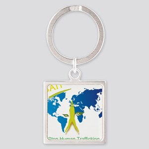 Bait! Stop Human Trafficking Keychains