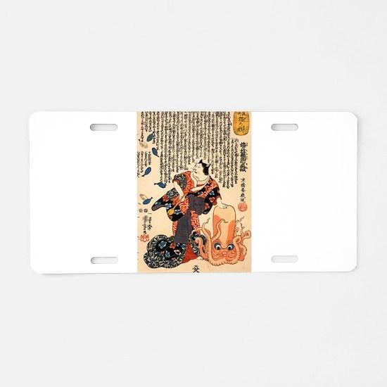 Japan-2.jpg Aluminum License Plate