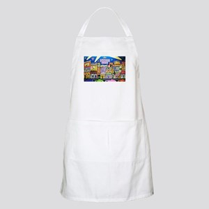 Design #32 SOuth Beach Miami Nightlife Apron