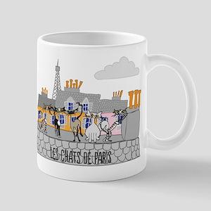 The Cats of Paris - Les Chats de Paris Mug