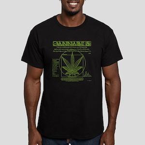 Vitruvian Grass T-Shirt