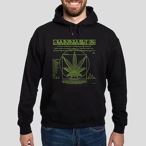 Vitruvian Grass Hoodie