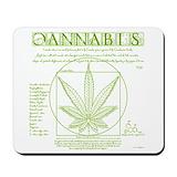 Marijuana Mouse Pads