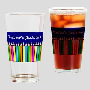 Teachers Assistant Drinking Glass