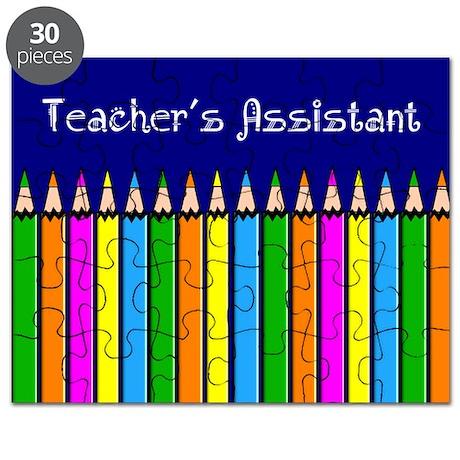 Teachers Assistant Puzzle