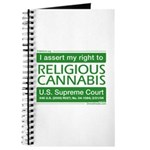 Religious Cannabis Journal