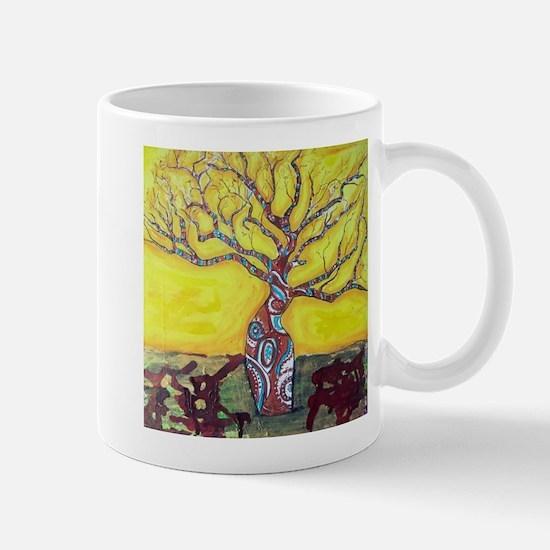 Boab Tree Bright Mug