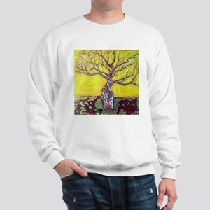 Boab Tree Bright Sweatshirt