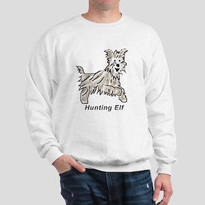 Hunting Elf Sweatshirt