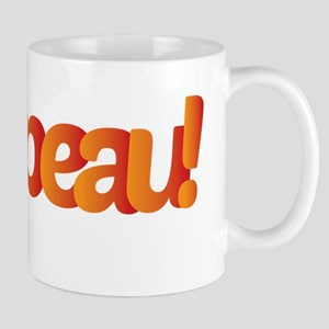 Chapeau Small Mug