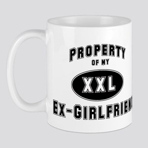 Property of Ex-Girlfriend Mug