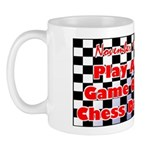 Mug: Play A Game Of Chess Day