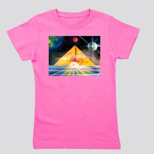 Protected City Girl's Tee