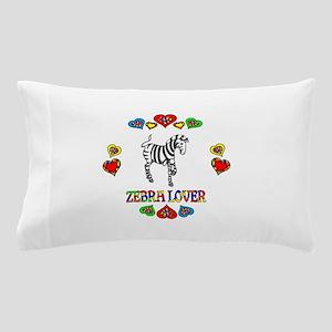 Zebra Lover Pillow Case