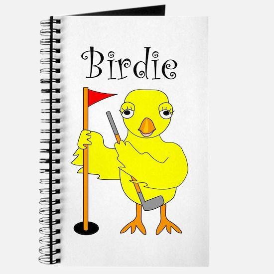 Birdie Journal