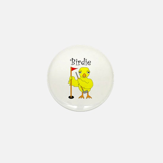 Birdie Mini Button