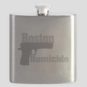 Boston Homicide 2 Flask