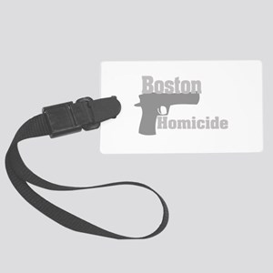 Boston Homicide 2 Luggage Tag