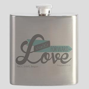 Walk Forward In Love Flask