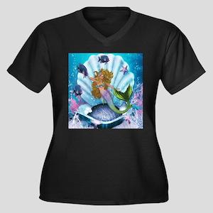 Best Seller Merrow Mermaid Plus Size T-Shirt
