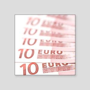 10 Euros Sticker