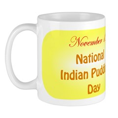 Mug: Indian Pudding Day