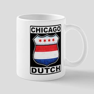 Chicago Dutch American Sign Mug