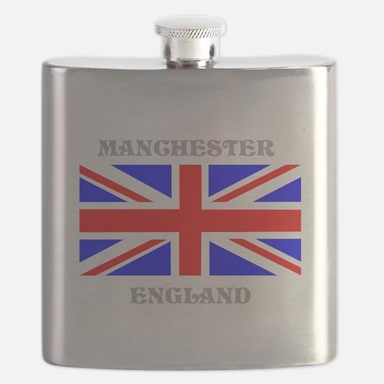 Manchester England Flask