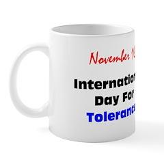 Mug: International Day For Tolerance