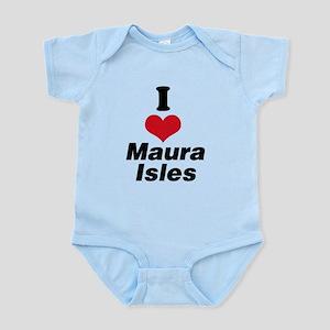 I Heart Maura Isles 1 Body Suit