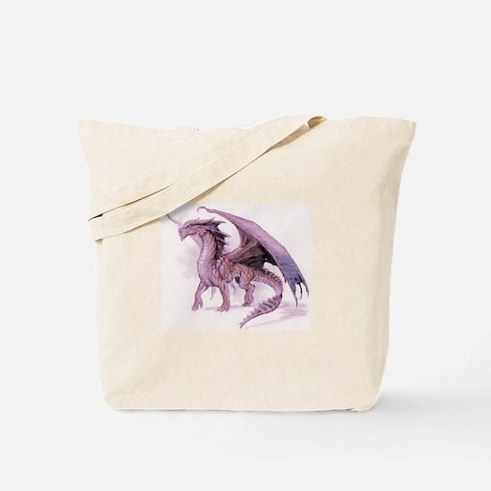 Pale Dragon Tote Bag