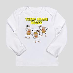 Third Grade Rocks Long Sleeve Infant T-Shirt