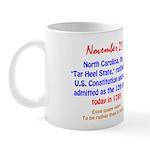 Mug: North Carolina, the
