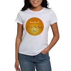 1127ct_pieinthefaceday T-Shirt