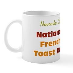 Mug: French Toast Day