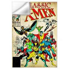 Classic X-Men Wall Decal