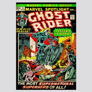 Ghost Rider (The Most Supernatural Superhero Of Al