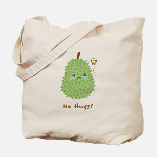 Sad Durian that gets no hugs Tote Bag
