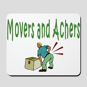 Movers Mousepad