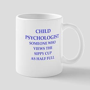child psychologist Mug