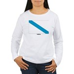 Galicia Flag Women's Long Sleeve T-Shirt