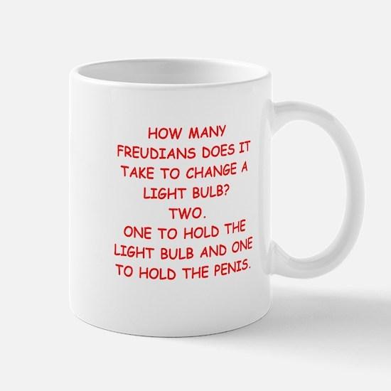 psychiatry Mug