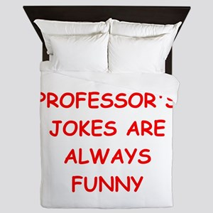 PROFESSOR Queen Duvet