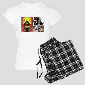 Strong African Women Pajamas