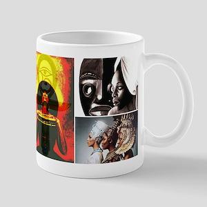 African Goddess Mug Mugs
